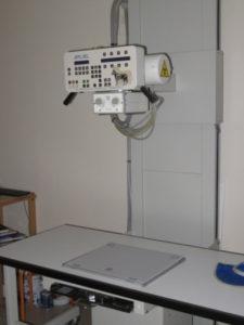 Radiographie à développement numérique